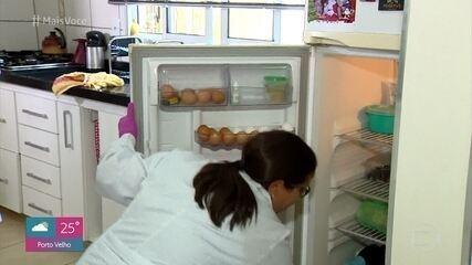 Saiba quando é hora e como fazer uma limpeza geral na geladeira
