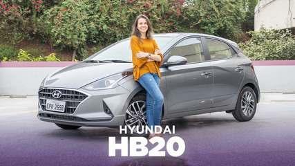 Vídeo: o bom desempenho do Hyundai HB20 compensa o visual estranho