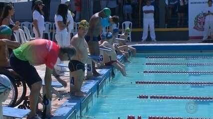 Prudentino é destaque em reportagem da TV Tem sobre os Jogos Abertos