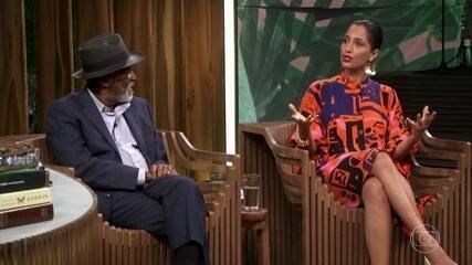 Camila Pitanga fala sobre a importância de Ruth de Souza