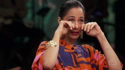 Camila Pitanga conta sobre o filme 'Pitanga'