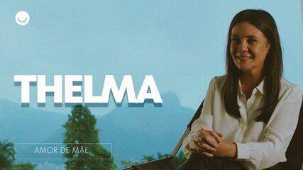 Adriana Esteves apresenta Thelma