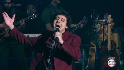 George Sauma canta 'O Último Romântico'