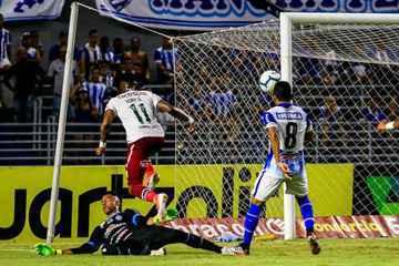 Melhores momentos de CSA 0 x 1 Fluminense 34ª rodada do Campeonato Brasileiro