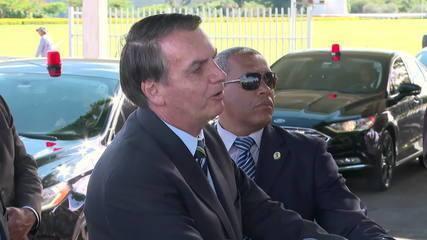 Em 2019, Bolsonaro disse que cultura tem que estar de acordo com a maioria; reveja