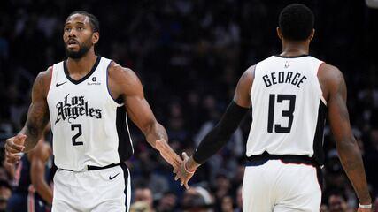 Melhores momentos de Los Angeles Clippers 150x125 Washington Wizards pela NBA