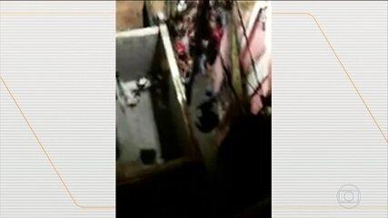 Jovens são encurralados e a polícia chega batendo com cassetete em Heliópolis (SP)