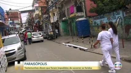 Relatório do SAMU mostra que não houve atendimento em Paraisópolis