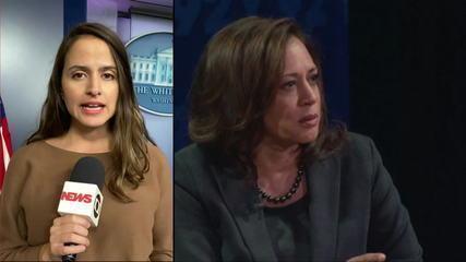 Kamala Harris desiste da pré-candidatura à eleição de 2020