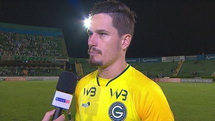 """Mesmo com derrota, Tadeu comemora: """"Conseguimos botar o clube na Sul-Americana"""""""
