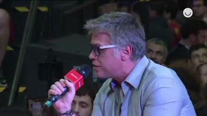 Fábio Assunção fala sobre como foi participar de 'Onde está Meu Coração'
