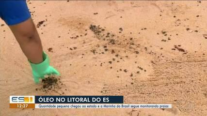 Espírito Santo foi o 10º estado brasileiro a ser atingido pelo óleo em 2019