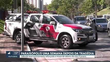Principais acessos à Paraisópolis são reforçados com policiamento
