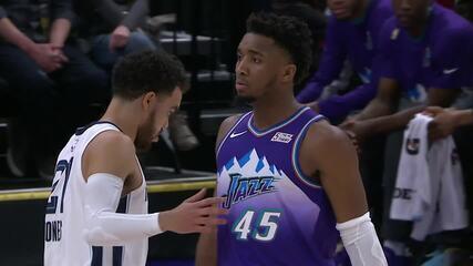 Melhores momentos: Utah Jazz 126 x 112 Memphis Grizzlies, pela NBA