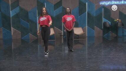 Veja como está a preparação de Jonathan Azevedo para a grande final do 'Dança dos Famosos'