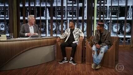 Rennan da Penha e MC Robs revelam qual é o cenário ideal para realização dos bailes funk