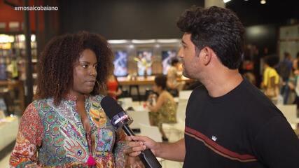 Timbó mostra o que rolou durante o 'Salvador Black Film Festival'