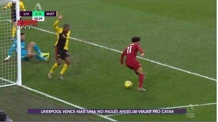 Liverpool vence mais uma no inglês antes de viaja para o Catar
