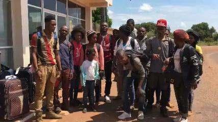 Mais de 13 mil haitianos entraram no Brasil por Roraima até 13 de novembro