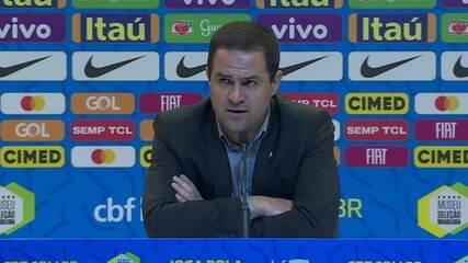 Jardine diz que confia em liberação para Pré-Olímpico e ressalta envolvimento dos jogadores
