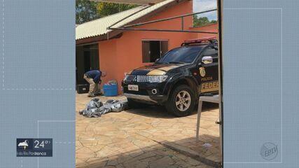 PM encontra carro clonado da Polícia Federal usado em assalto a vereador de Rio Claro