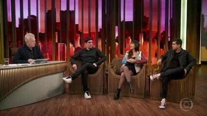 """Daniela Ocampo e Marcius Melhem falam sobre o quadro """"Isso a Globo não mostra"""""""
