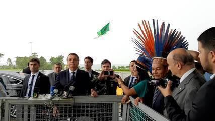 Bolsonaro disse que a tendência é vetar o valor de R$ 2 bilhões para o fundo eleitoral