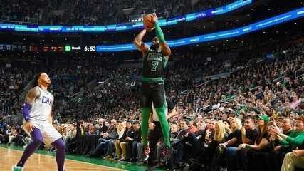 Melhores momentos de Boston Celtics 119 x 93 Charlotte Hornets pela NBA