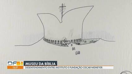 Museu da Bíblia provoca desentendimento entre herdeiros de Niemeyer
