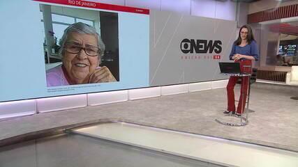 Morre, aos 95 anos, a atriz Hilda Rebello, mãe do diretor Jorge Fernando