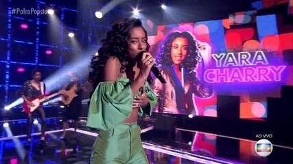 Yara Charry canta 'Dona de Mim' na segunda etapa da final do 'PopStar'
