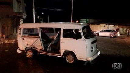 Duas mortes confirmadas em acidente no Centro de Niquelândia