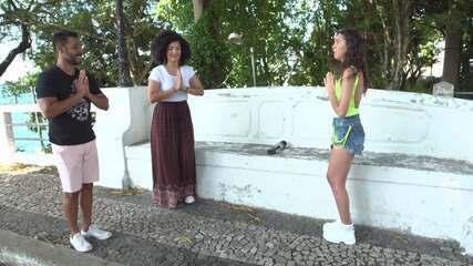 Ex-The Voice Kids Lia e Lunnah Novaes contam como foi participar do programa