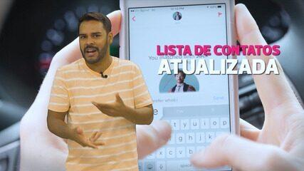 Pablo conhece expressões populares da internet e dá dicas de como conseguir 'contatinhos'