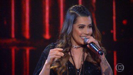 Caldeirão de Ouro: Bonus Track: Lauana Prado canta música 'Cobaia'