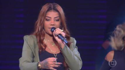 Top 7: Ludmilla canta música 'Invocada'