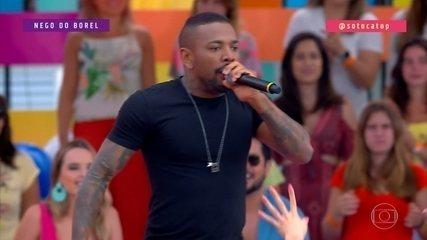Nego do Borel canta 'Princesa'