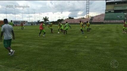 Mamoré inicia pré-temporada com 24 jogadores para disputa do Módulo 2 do Mineiro