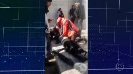 Tumulto em funeral de general iraniano deixa mais de 50 mortos