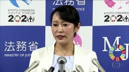 No Japão, promotores têm poder de prisão e de investigação