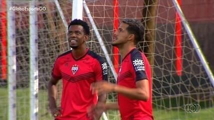 Remanescentes de 2019 apostam em entrosamento no Atlético-GO