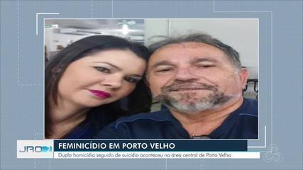 Agente penitenciário mata esposa e cunhada a tiros e comete suicídio ao assinar divórcio