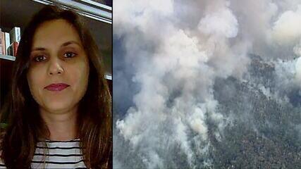 Trégua no calor pode ajudar no controle do fogo na Austrália
