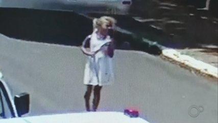 Polícia faz buscas por menina que desapareceu enquanto brincava em praça de Chavantes