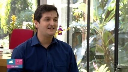 Daniel Souza fala sobre mudanças nos gastos em viagens ao exterior