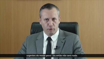 Bolsonaro exonera secretário de Cultura