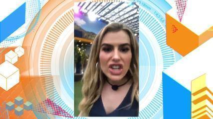 Fernanda Keulla revela a casa do BBB20
