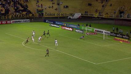 Melhores momentos de Volta Redonda 1 x 0 Botafogo pela primeira rodada do Campeonato Carioca