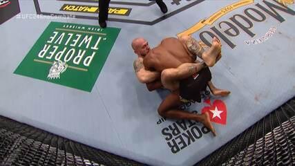 Melhores Momentos de Brian Kelleher x Ode Osbourne no UFC 246, no dia 18/01/2020.