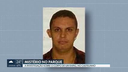 Polícia identifica corpo encontrado no castelinho do Parque da Cidade